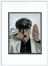 Mel Brooks Autograph Signed Photo